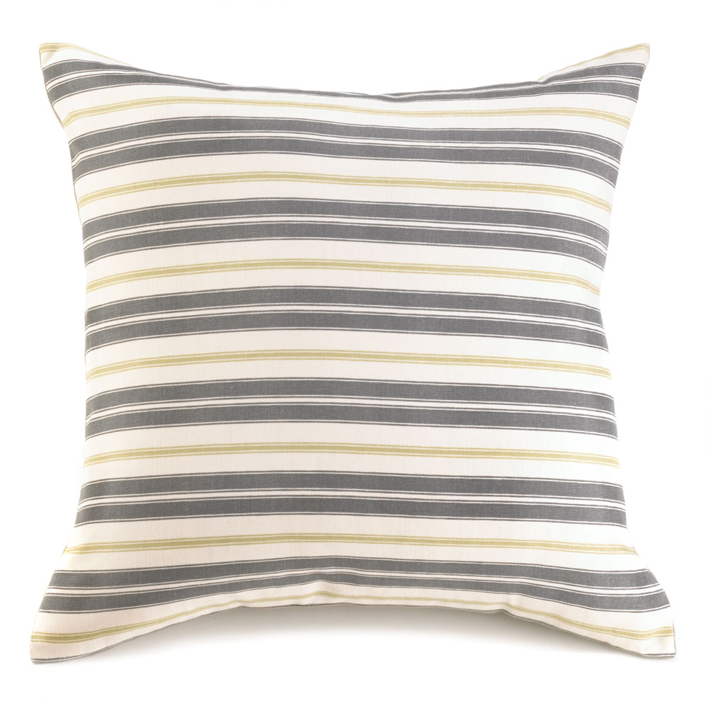 Chic Stripes Throw Pillow ? All Seasons Gifts